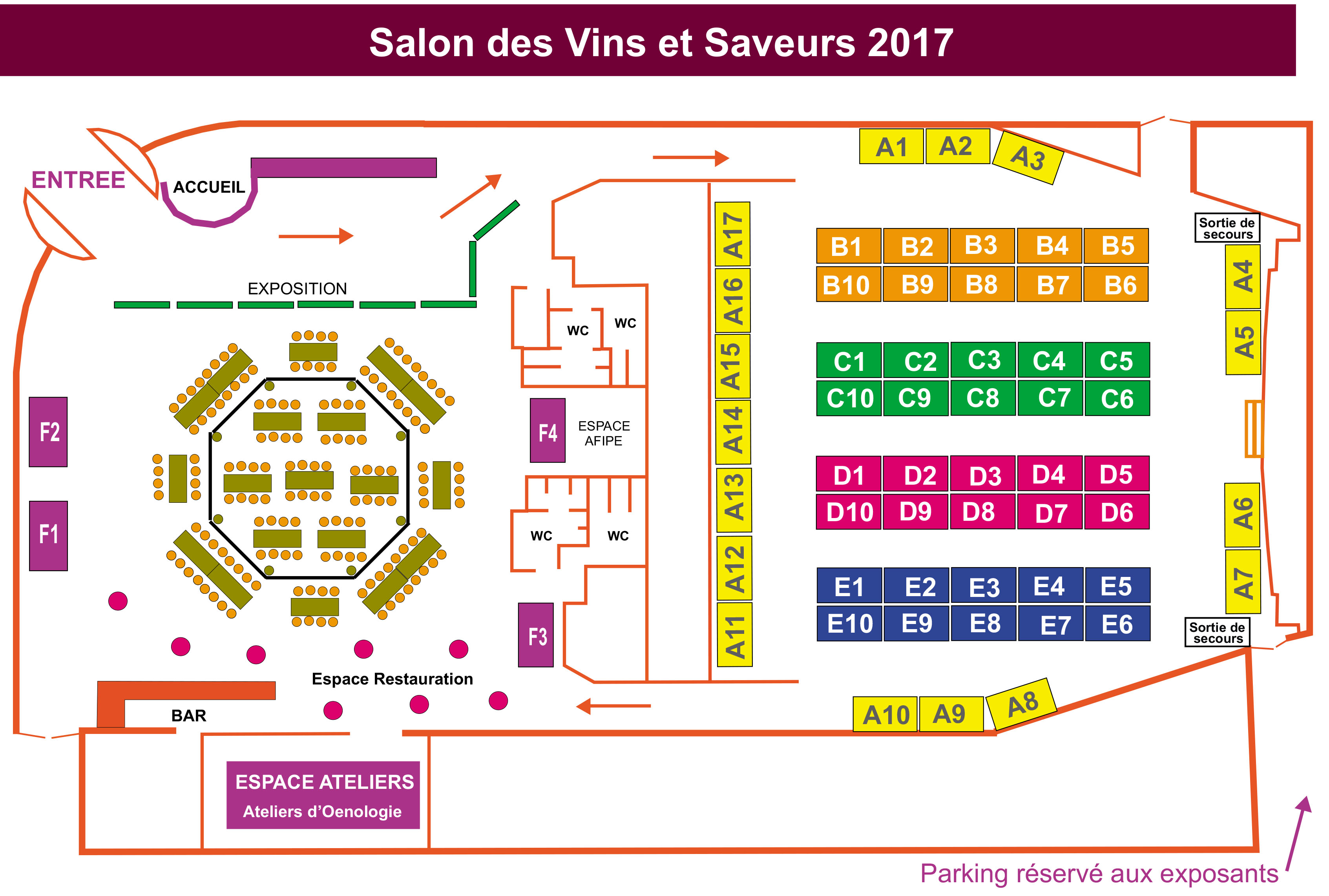 PLAN SALON 2017